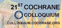 Read more about next Cochrane Colloquium